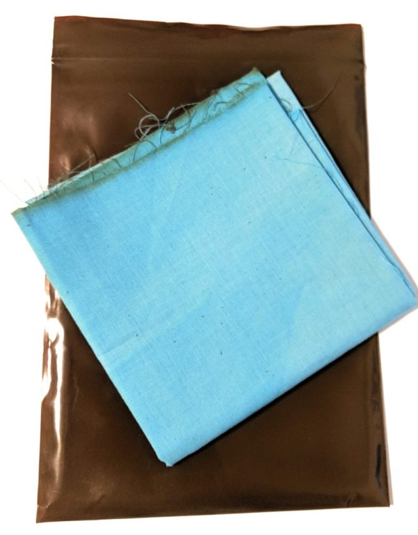 "20"" x 20"" Reusable Cobalt Chloride Moisture & Leak Detection Cloth"