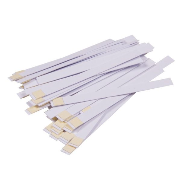 Residual Protein Food Test Strips, 0-10 g/L [Vial of 50 Strips]
